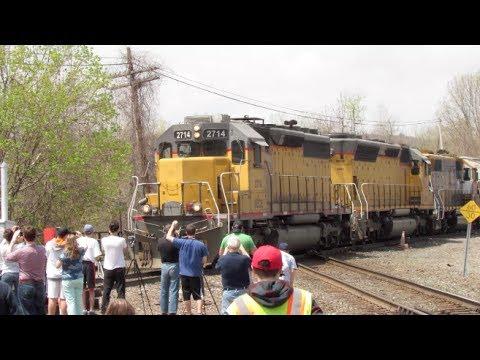 NTD in Palmer 2014, CSX, Amtrak and NECR