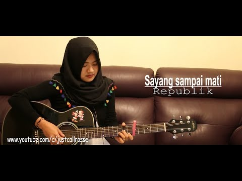 Sayang Sampai Mati By Republikcover By Justcallrosse