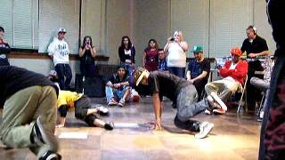 Floor Projection BBoy/BGirl Battle - Future Styles Crew
