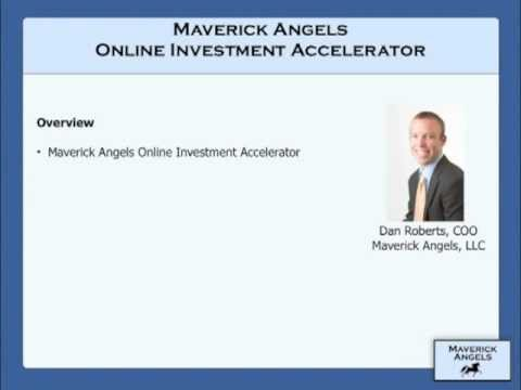 Maverick Angels Online Investment Accelerator Supplement