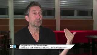 """Rencontre avec … Joël Pommerat, metteur en scène de """"Cendrillon"""" au théâtre de Saint-Quentin"""