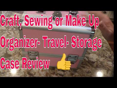 Craft Organizer ⭐ Make Up Storage 🌞 Smooth Version