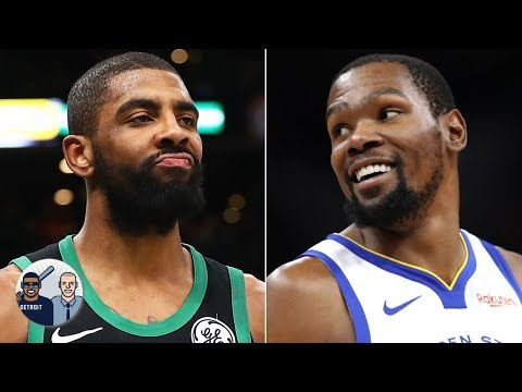 Kyrie could end talks with Nets if they only want him packaged with KD - Jalen Rose | Jalen & Jacoby