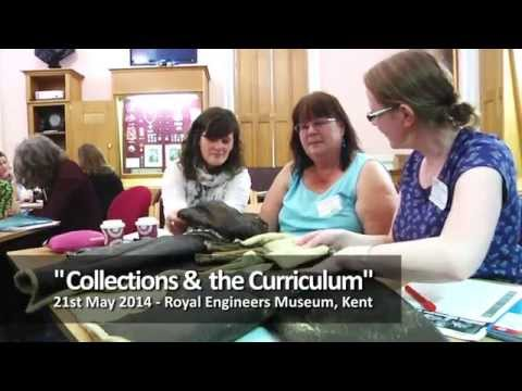Engaging with Museums: Collections & the Curriculum