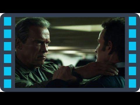 Джон Коннор / Т-3000 против Папса /Т-800 — «Терминатор: Генезис» (2015) Сцена 4/5 HD