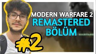 Modern Warfare 2 Remastered AZERBAYCAN  Makarov əlimə keçmə...  Bölüm 2