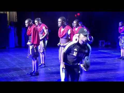 Alpha Phi Alpha, Beta Chapter - Howard Homecoming Step Show 2017