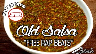 "OLD SALSA HIP-HOP LATIN RAP B3ATZ ""Free Rap Instrumental"""