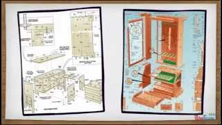 How To Build A Cabinet - Plans, Blueprints, Instructions, Diagrams And More