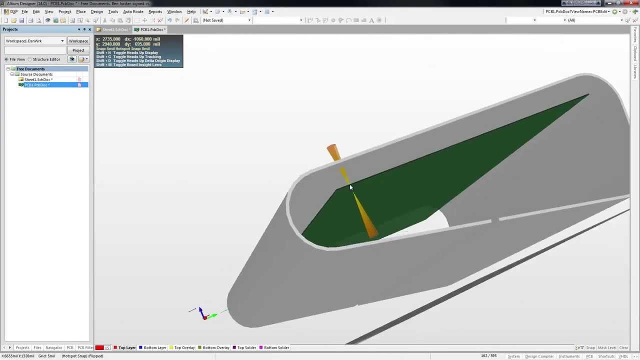 Altium Designer 14 - AutoCAD DWG DXF Importer Update