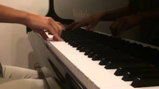 天体のメソッド(Sora no Method)ED/Ending - 星屑のインターリュード[fhána](Hoshikuzu no Interlude) Piano cover