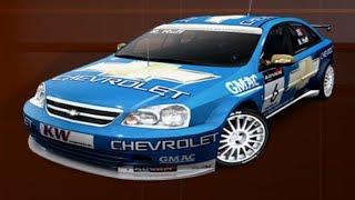 Race: The WTCC Game - Chevrolet Lacetti