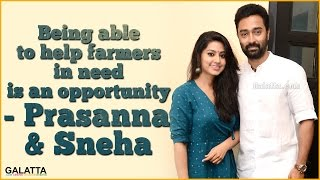 Being Able to Help Farmers in Need is an Opportunity - Prasanna & Sneha