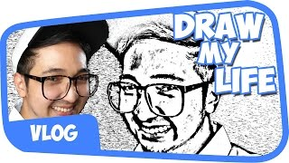 Draw My Life - EdhoZell (100K Subscribers!!)