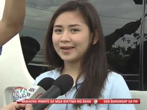 Kapamilya stars continue to give flood aid
