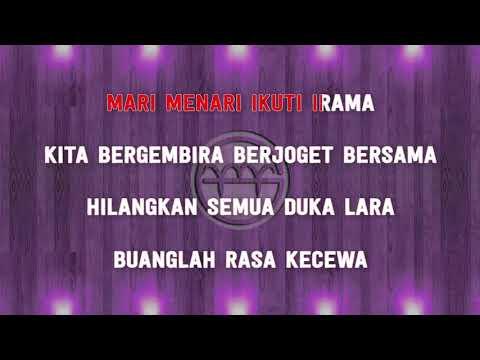Duo Anggrek   Goyang Nasi Padang KOPLO Karaoke Lirik