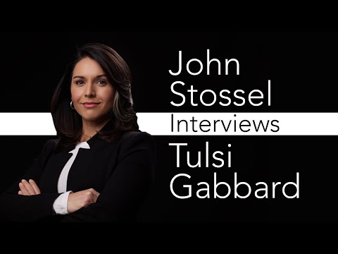 Stossel: John Stossel Interviews Tulsi Gabbard