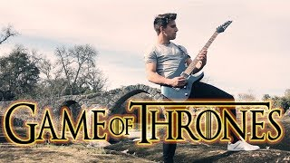 ❄ Game Of Thrones Theme Guitar Cover 🔥