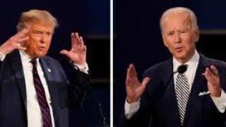 Donald Trump vs Joe Biden • Det bästa från debatten i natt
