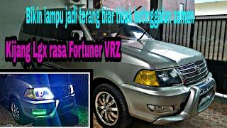 Download Video LAMPU KIJANG LGX JADI LEBIH TERANG  !!! DAN KEKINIAN MP3 3GP MP4