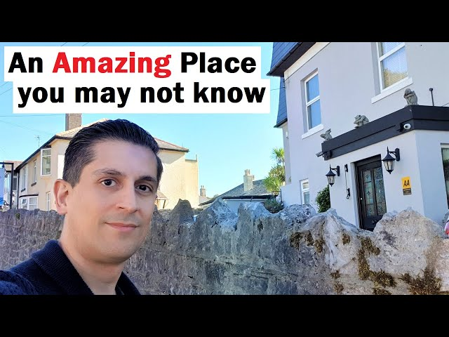 The Little 5-Star Hotel You've NEVER Heard of (Amazing Place in England)