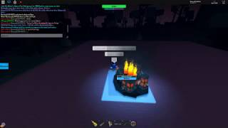 Roblox Miners Haven l Igneous Forge Review! (FORNO OP)