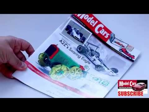 SUBSCRIBE TO MODEL CARS MAGAZINE