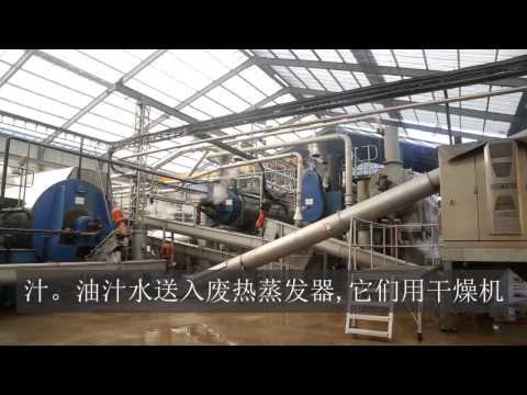 Pioneer Fishing (West Coast) Fishmeal & Fish Oil Production Video With Chinese Subtitles