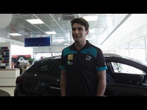 Chad Wingard's new Renault