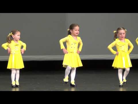 Lainey Duck Dance - Recital 2016
