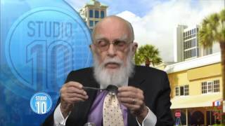 James Randi: Debunking The Paranormal | Studio 10