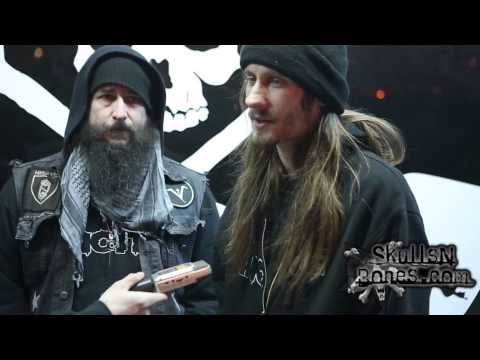 Incite: Richie Cavalera And Christopher EL Interview By Metal Mark!