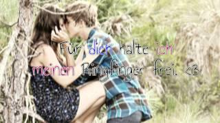 » Für dich halte ich meinen Ringfinger frei :) ♥