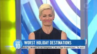 Worst Holiday Destinations