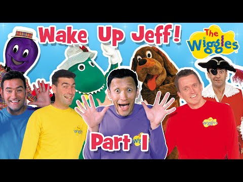 Classic Wiggles: Wake Up Jeff! (Part 1 of 4)
