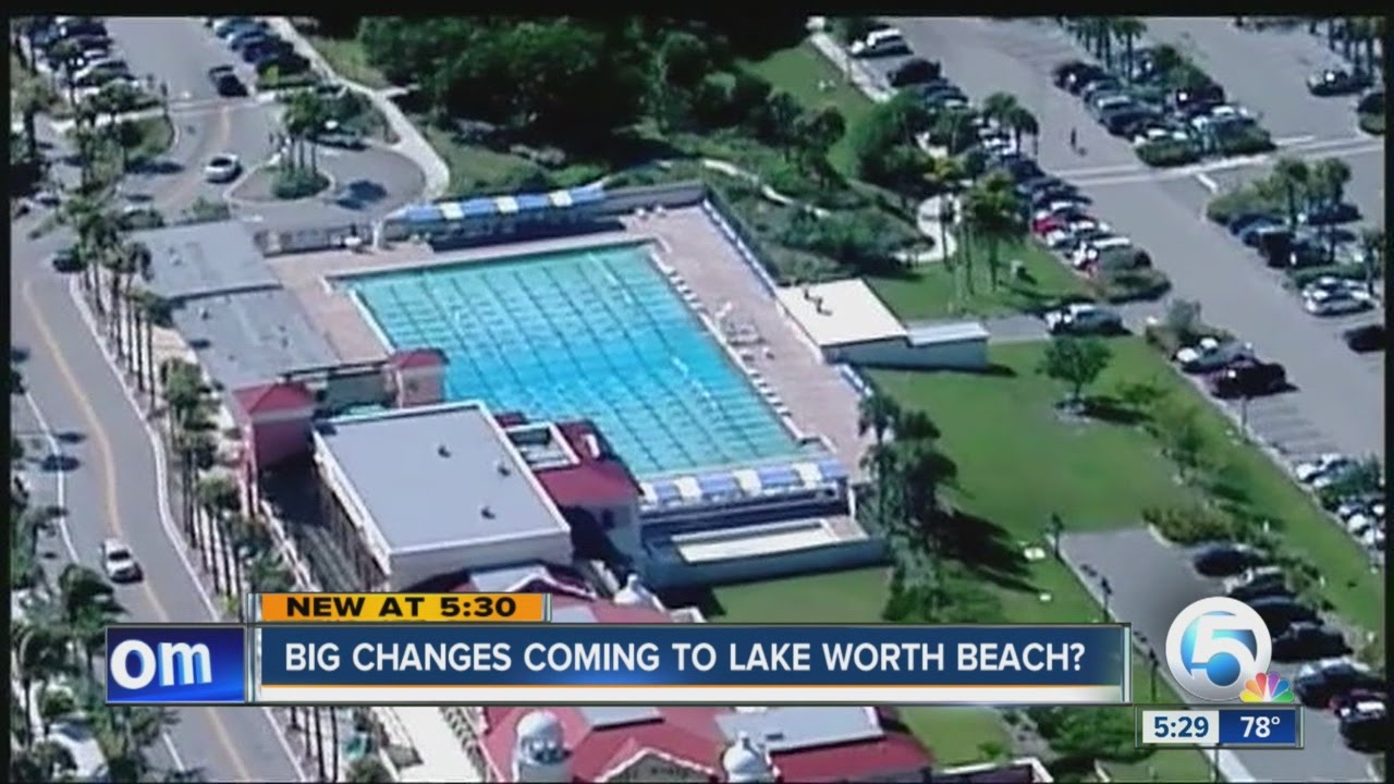 Changes To Lake Worth Beach You