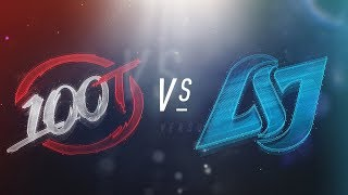 Video 100 vs. CLG - NA LCS Week 1 Day 2 Match Highlights (Spring 2018) download MP3, 3GP, MP4, WEBM, AVI, FLV Agustus 2018