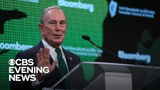 Michael Bloomberg officially a 2020 Democratic candidate