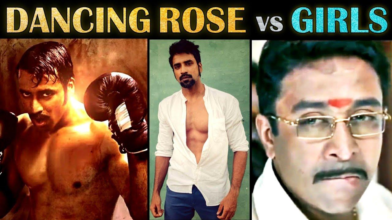 Dancing Rose Troll   Trending Guy   Shabeer Kallarakkal   Sarpatta Parambarai Review   Rakesh & Jeni