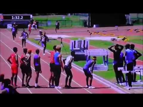 2016 Houston Wings Finished 2nd behind Miami Gardens Xpress Tyrese Cooper 4x4 Relay