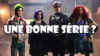 TITANS saison 1 : Bonne ou mauvaise série ?