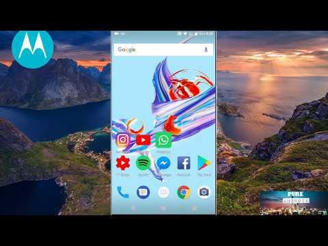 aokp rom Moto G4/plus android 7.1.2 una de las mejores
