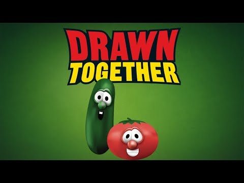 VeggieTales References in Drawn Together