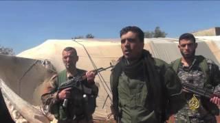 مكاسب للمعارضة السورية على حساب تنظيم الدولة جنوبي البلاد