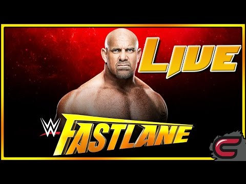 WWE Fastlane 2017 Live Full Show March 5th 2017 Live Reactions