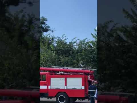 Пожежа на стадіоні Торпедо