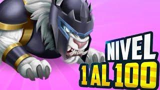 Monster Legends - Cloud - Level 1 to 100 & Combat - Review