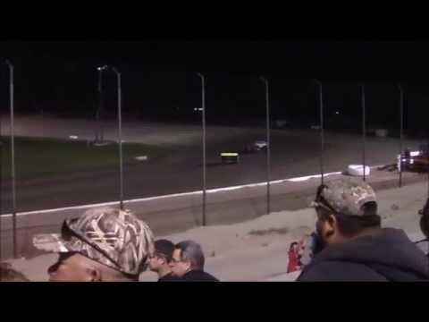 IMCA Sport Mods @ Lubbock Speedway 5-1-15