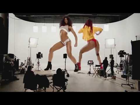 Sean Paul   Tip Pon It Giantess Edit