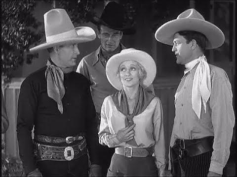 Two-Fisted Law (1932) Tim McCoy, John Wayne, Walter Brennan